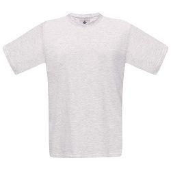 Majica kratki rukavi B&C Exact 150g pepeljasto siva S!!