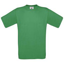 Majica kratki rukavi B&C Exact 150g trava zelena S!!