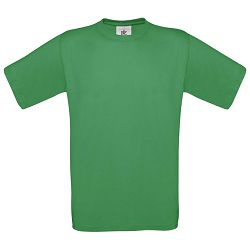 Majica kratki rukavi B&C Exact 150g trava zelena 2XL!!