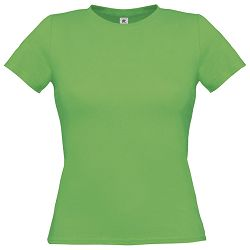 Majica kratki rukavi B&C Women-Only 150g zelena M!!