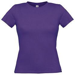 Majica kratki rukavi B&C Women-Only 150g ljubičasta S!!