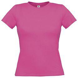 Majica kratki rukavi B&C Women-Only 150g roza L!!