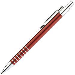 Olovka kemijska metalna Itabela crvena
