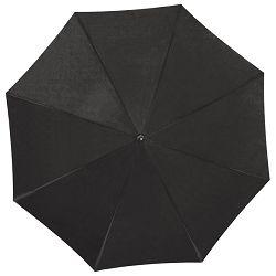 Kišobran automatik s eva guma drškom crni