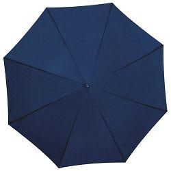 Kišobran automatik s eva guma drškom tamno plavi