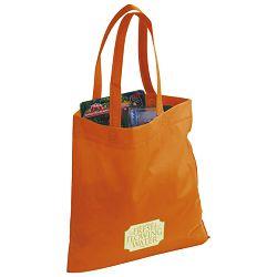 Vrećice za kupovinu 38x42cm narančaste