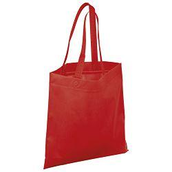 Vrećice za kupovinu 38x42cm crvene