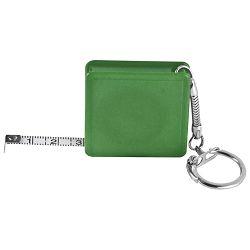 Privjesak za ključeve metar automatski 1m zeleni
