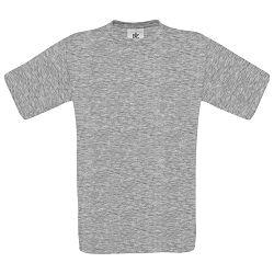 Majica kratki rukavi B&C Exact 150g svijetlo siva XS!!