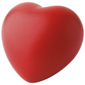 Loptica antistres oblik srca