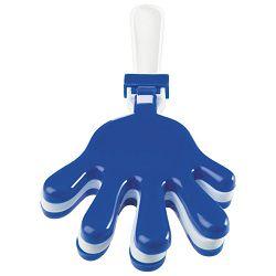 Udaraljke oblik ruke plave