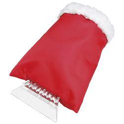 Strugalica leda sa rukavicom crvena