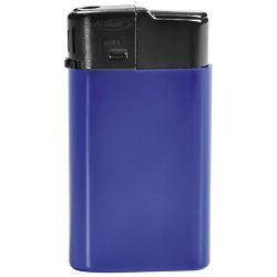 Upaljač elektronski sjajni Atomic MAXX plavi
