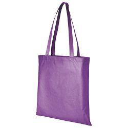 Vrećice za kupovinu reciklažna 40x38,1cm ljubičaste