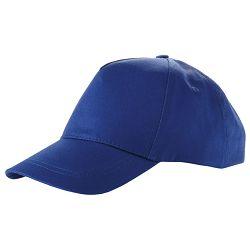 Kapa šilt dječja 5 panela zagrebačko plava!!