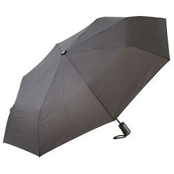 Kišobran automatik sklopivi crni