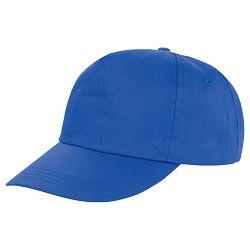 Kapa šilt 5 panela Houston zagrebačko plava