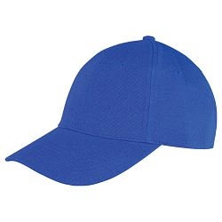 Kapa šilt 6 panela Memphis zagrebačko plava