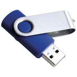Memorija USB  8GB Twister plava