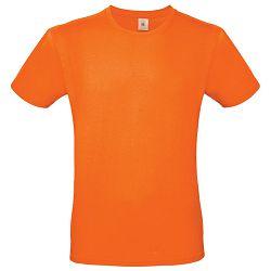 Majica kratki rukavi B&C #E150 narančasta S