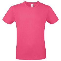 Majica kratki rukavi B&C #E150 roza L