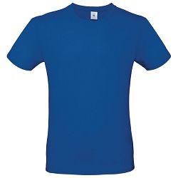 Majica kratki rukavi B&C #E150 zagrebačko plava L