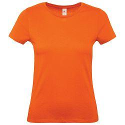 Majica kratki rukavi B&C #E150/women narančasta M