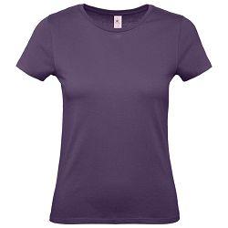 Majica kratki rukavi B&C #E150/women ljubičasta L