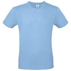 Majica kratki rukavi B&C #E150 nebo plava XS