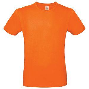 Majica kratki rukavi B&C #E150 narančasta XS!!
