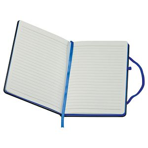 Notes 14x21cm crte  80L s gumicom Cuxhaven crno/tamno plavi