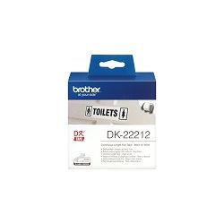 DK22212 Kontinuirana bijela film traka