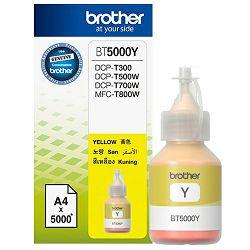 Brother BT-5000 Yellow Orginalna tinta