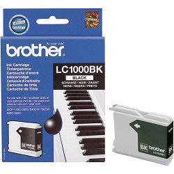 BROTHER LC-1000 LC1000  BLACK ORGINALNA TINTA
