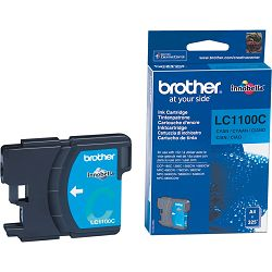 BROTHER LC-1100 LC1100  CYAN ORGINALNA TINTA