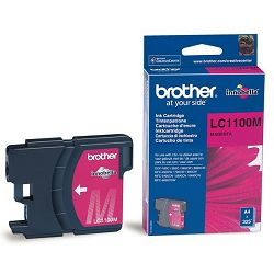 BROTHER LC-1100 LC1100  MAGENTA ORGINALNA TINTA
