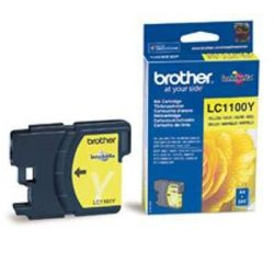 BROTHER LC-1100 LC1100  YELLOW ORGINALNA TINTA
