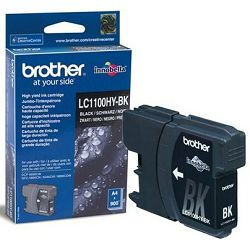 BROTHER LC-1100 LC1100XL  BLACK ORGINALNA TINTA