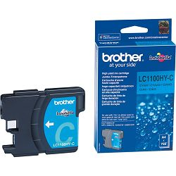 BROTHER LC-1100 LC1100XL  CYAN ORGINALNA TINTA