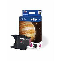 BROTHER LC-1240 LC1240  MAGENTA ORGINALNA TINTA