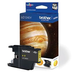 BROTHER LC-1240 LC1240  YELLOW ORGINALNA TINTA