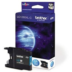 BROTHER LC-1280 LC1280XL  CYAN ORGINALNA TINTA