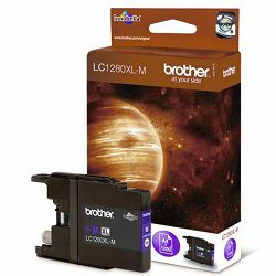 BROTHER LC-1280 LC1280XL  MAGENTA ORGINALNA TINTA