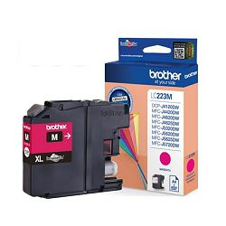BROTHER LC-223 LC223  MAGENTA ORGINALNA TINTA