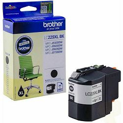 BROTHER LC-229 LC229XL  BLACK ORGINALNA TINTA