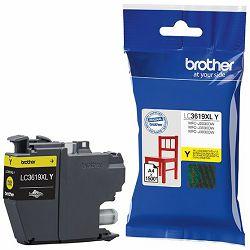 Brother LC-3619 LC3619XL Yellow Originalna tinta
