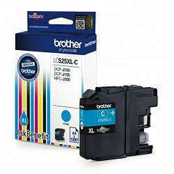BROTHER LC-525 LC525XL  CYAN ORGINALNA TINTA