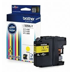 BROTHER LC-525 LC525XL  YELLOW ORGINALNA TINTA