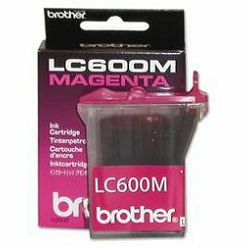 BROTHER LC-600 MAGENTA ORIGINALNA TINTA