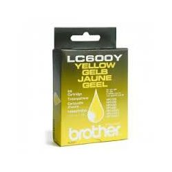 BROTHER LC-600 YELLOW ORIGINALNA TINTA